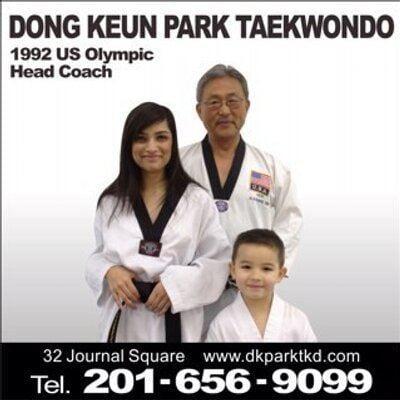 Dong Keun Park Dong Keun Park TKD DKParkTaeKwonDo Twitter