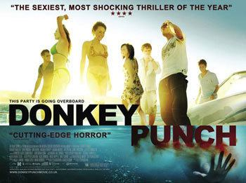 Donkey Punch (film) from this weeks Tribune review of Donkey Punch 710 and