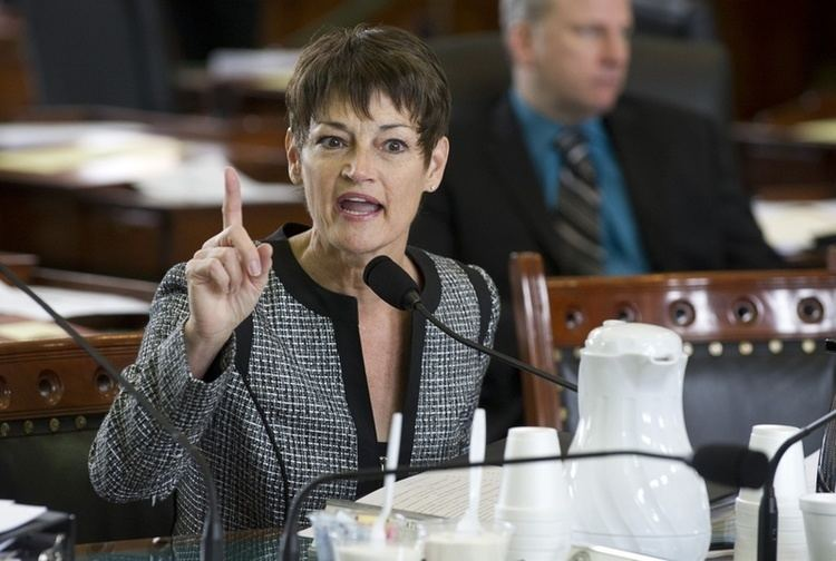 Donna Campbell Texas State Sen Pushes For Constitutional Amendment To
