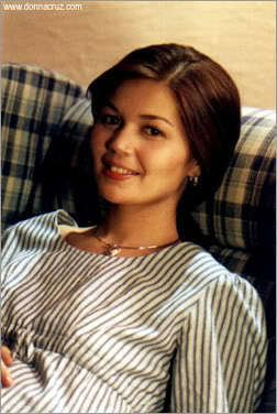 Donna Cruz Donna Cruz The True Multimedia Star During Her Time Showbiz