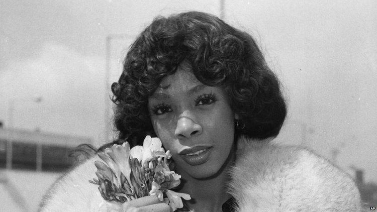 Donna Summer BBC News A life in pictures Donna Summer