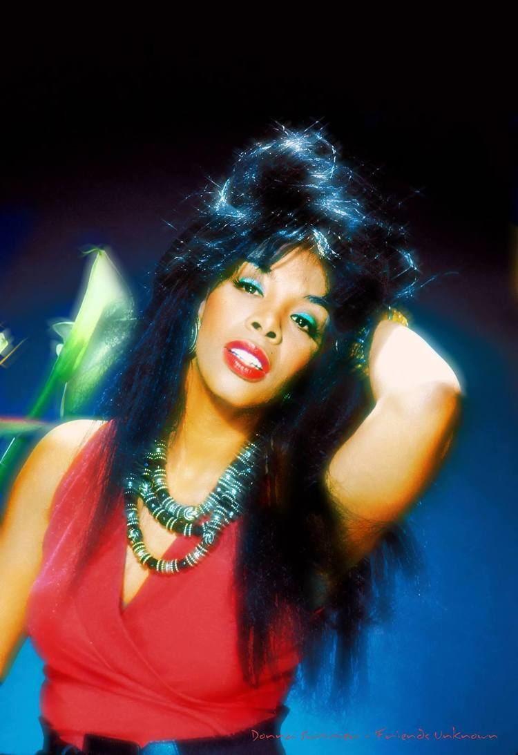 Donna Summer Black Kudos Donna Summer LaDonna Adrian Gaines December 31
