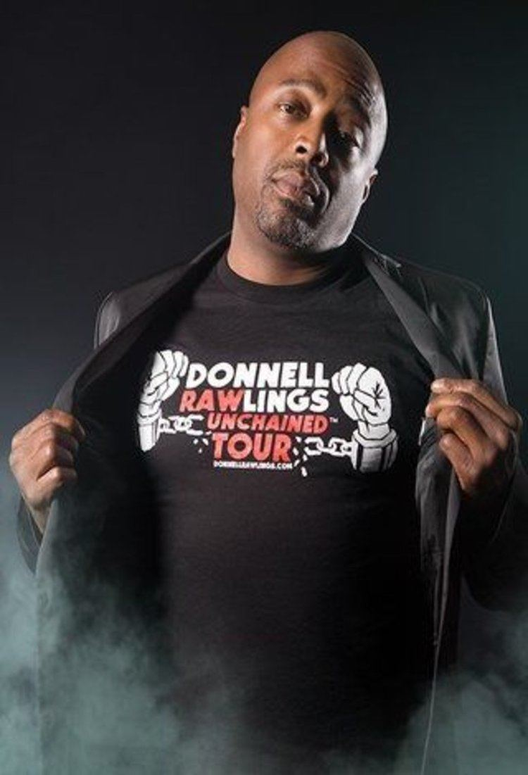 Donnell Rawlings See Donnell Rawlings 39Unchained39 at Palm Beach Improv