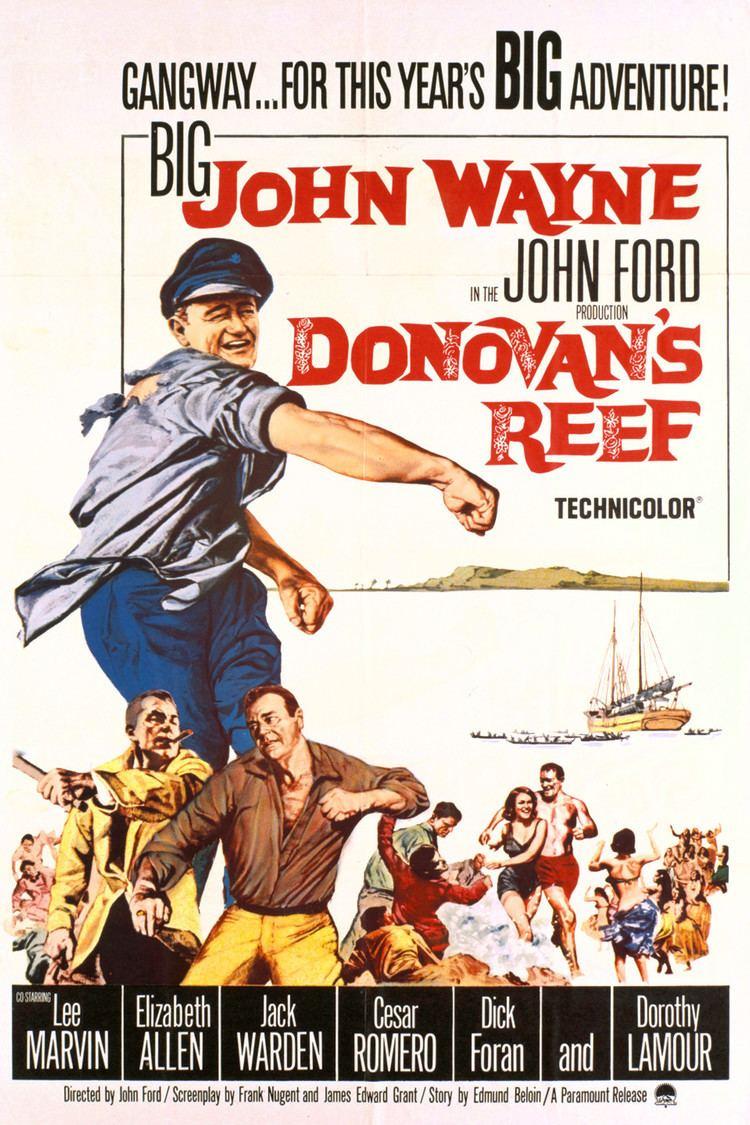 Donovan's Reef wwwgstaticcomtvthumbmovieposters2678p2678p