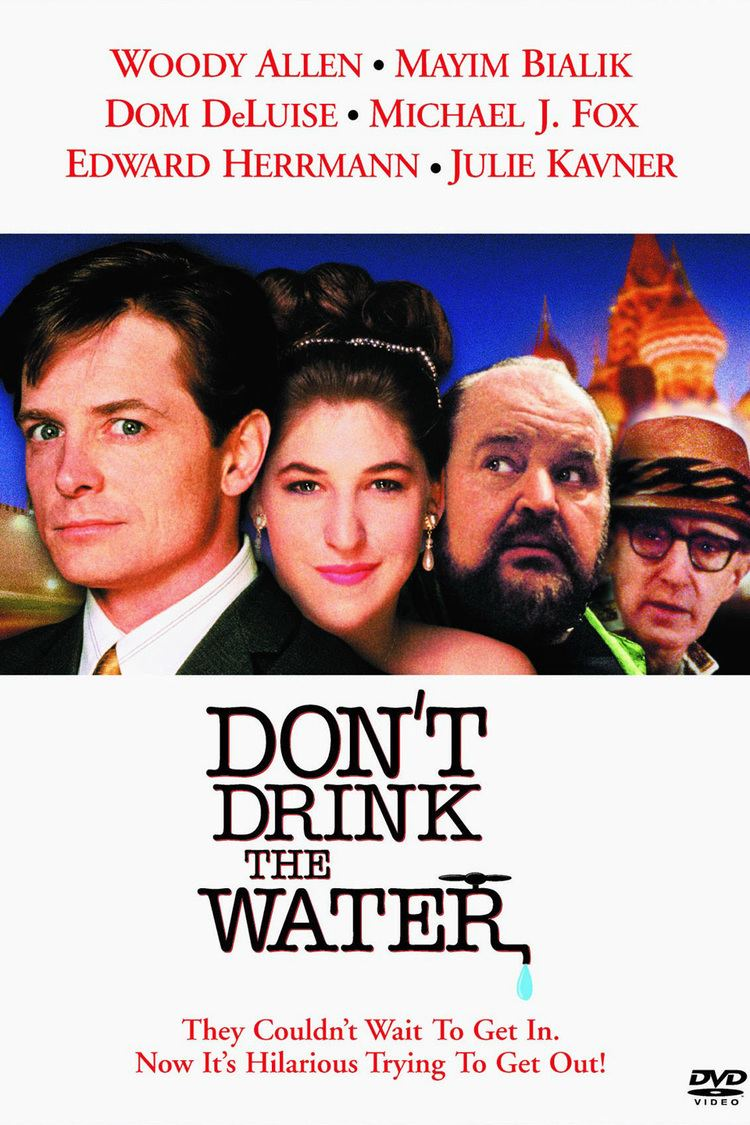Dont Drink the Water (1994 film) movie scenes