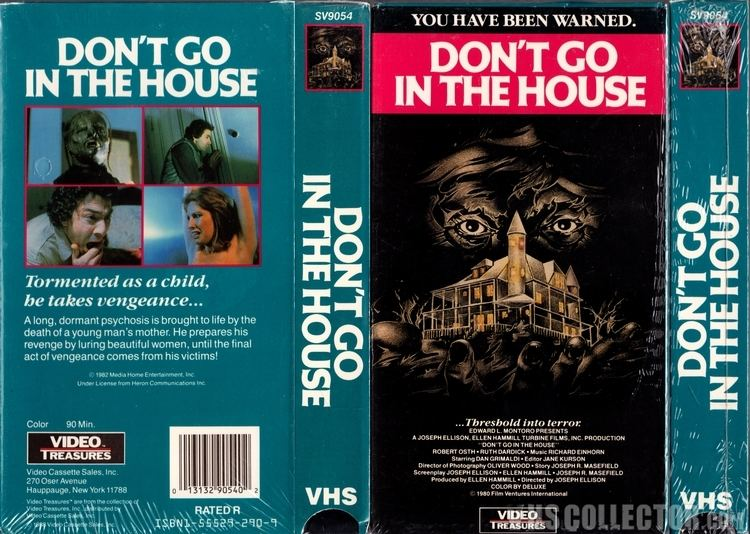 Don't Go in the House Dont Go in the House HORRORPEDIA