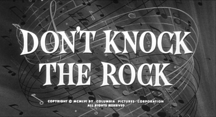 Don't Knock the Rock Dont Knock the Rock