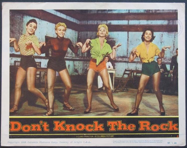 Don't Knock the Rock Dont Knock the Rock 1956