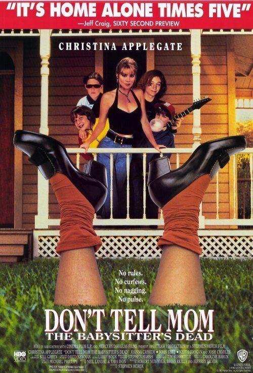 Don't Tell Mom the Babysitter's Dead Don39t Tell Mom the Babysitter39s Dead Movies amp Candy 10895 S