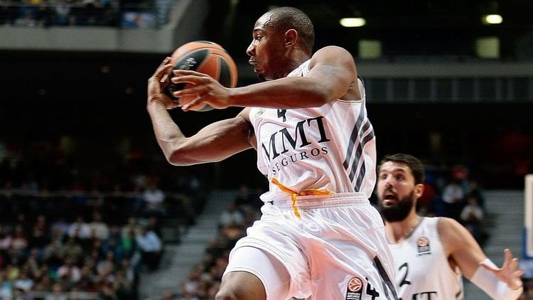 Dontaye Draper Assist of the night Dontaye Draper Real Madrid YouTube