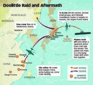 Doolittle Raid Aftermath Doolittle Raid Reexamined HistoryNet