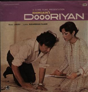 Dooriyaan movie poster