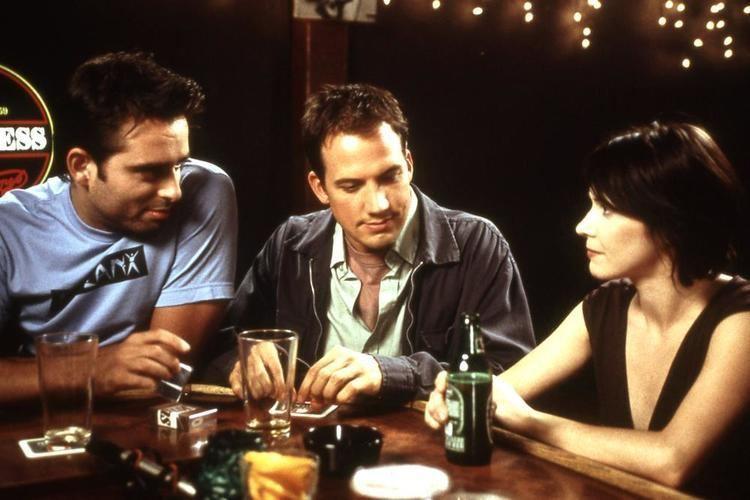 Dopamine (film) movie scenes DOPAMINE Bruno Campos John Livingston Sabrina Lloyd 2003 c
