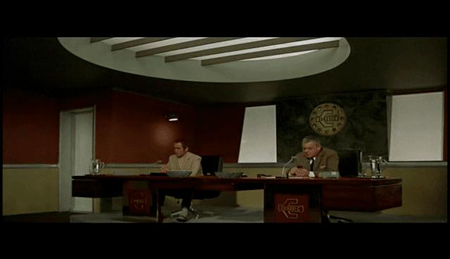 Doppelgänger (1969 film) Doppleganger 1969 aka Journey To The Far Side Of The Sun