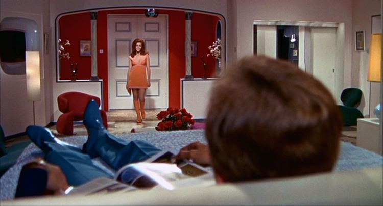 Doppelgänger (1969 film) Journey To The Far Side Of The Sun film review mossfilm