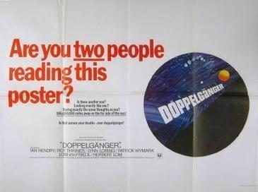 Doppelgänger (1969 film) Doppelgnger 1969 film Wikipedia