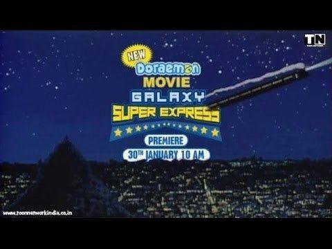 Doraemon: Nobita and the Galaxy Super-express Doraemon Movie Galaxy Super Express In Hindi Free Download YouTube