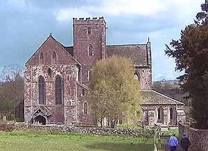 Dore Abbey Churches of Herefordshire Abbey Dore