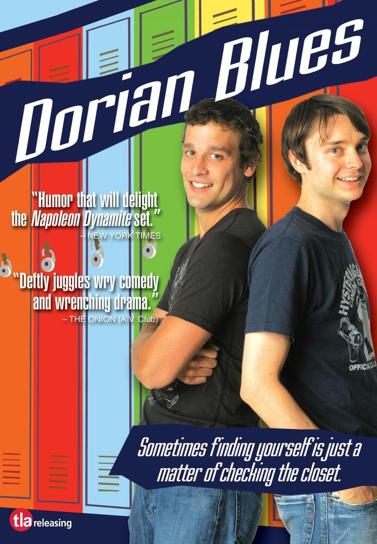 Dorian Blues TLA Releasing US Dorian Blues
