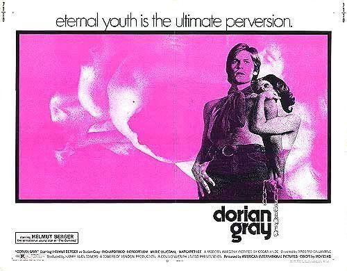 Dorian Gray (1970 film) Dorian Gray Movie Poster 2 of 2 IMP Awards
