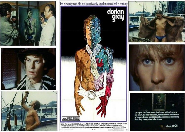 Dorian Gray (1970 film) Cinema classics on DVD Helmut Berger is Dorian Gray 1970
