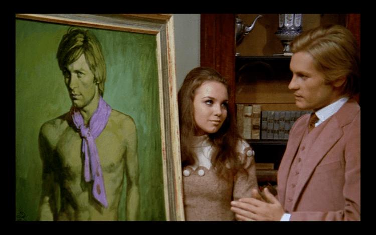 Dorian Gray (1970 film) McBASTARDS MAUSOLEUM DVD Review THE SECRET OF DORIAN GRAY 1970