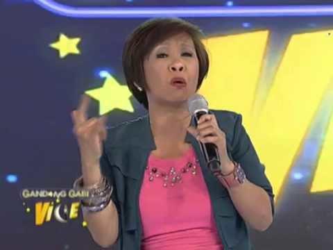 Doris Bigornia Doris Bigornia sings 39The Man Who Can39t be Moved39 YouTube
