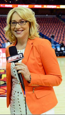 Doris Burke Inside Doris Burke39s 39heartstopping terrifying39 NBA