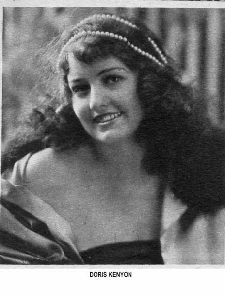 Doris Kenyon DORIS KENYON Looking for Mabel Normand