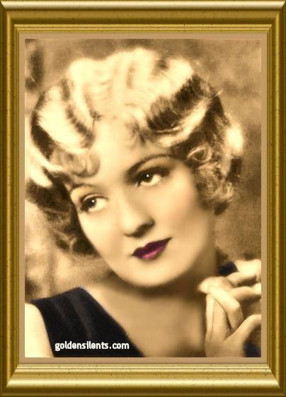 Doris Kenyon Doris Kenyon Silent and Sound Movie Star goldensilentscom