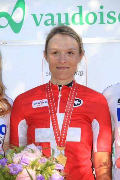 Doris Schweizer BePink ai campionati nazionaliBePink39s national