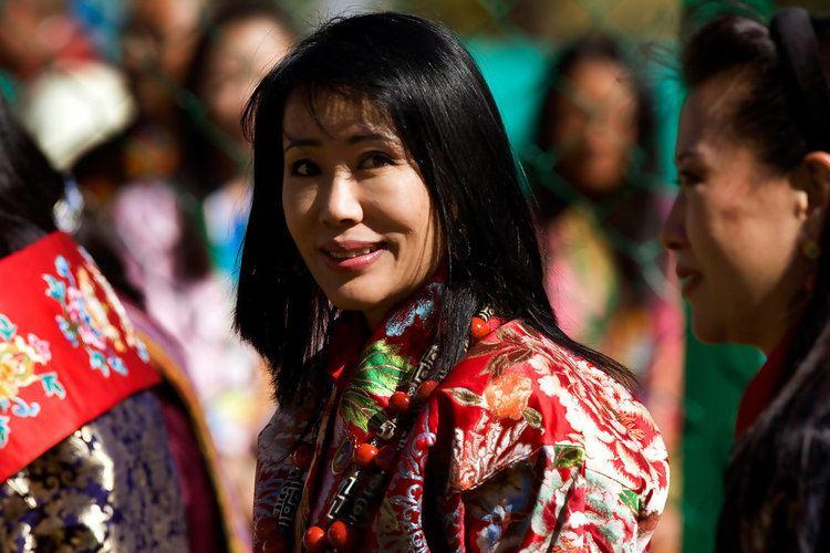 Dorji Wangmo Azhi Dorji Wangmo Photos Photos Bhutan Crowns The Worlds Youngest