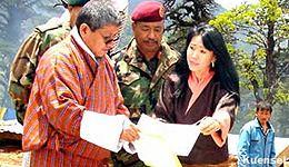 Dorji Wangmo RAOnline Bhutan Bhutans Royal Family Her Majesty Ashi Dorji