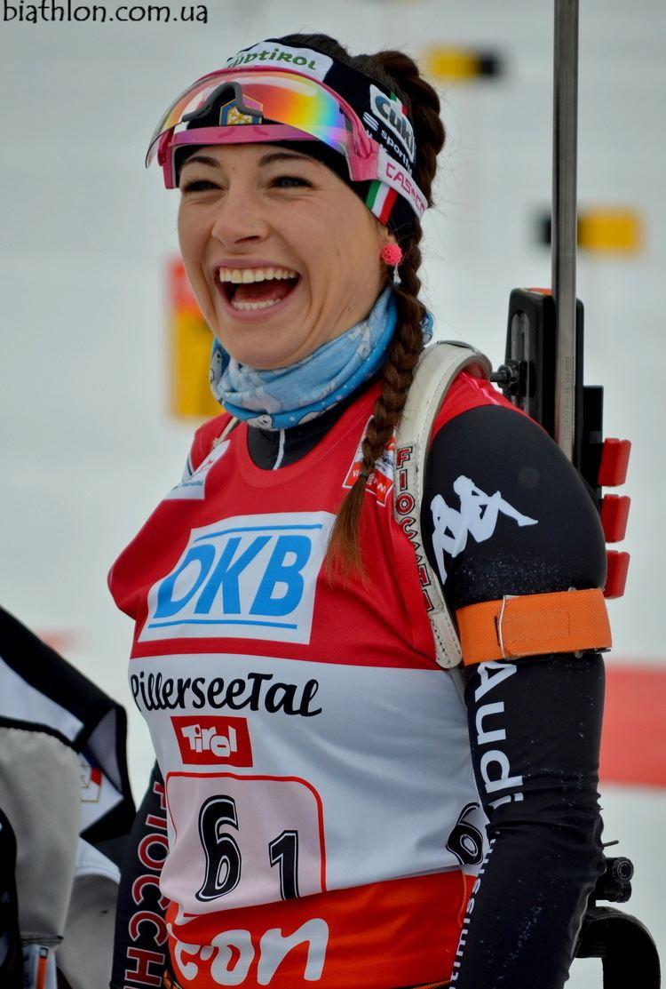 Dorothea Wierer WIERER Dorothea photo