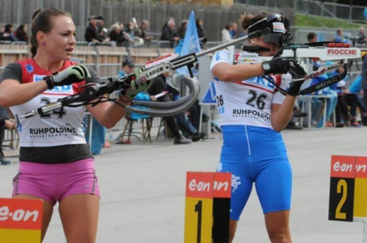 Dorothea Wierer Gletschertraining fr Karin Oberhofer amp Co Sport News
