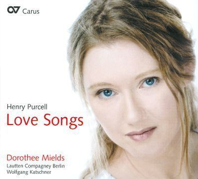 Dorothee Mields Purcell Love Songs Wolfgang KatschnerLautten Compagney