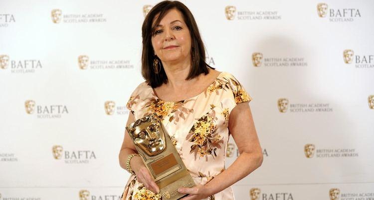 Dorothy Byrne BAFTA Scotland recognises Dorothy Byrnes Outstanding Contribution