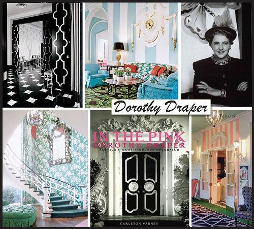 Dorothy Draper Dorothy Draper39s Legacy History Lessons