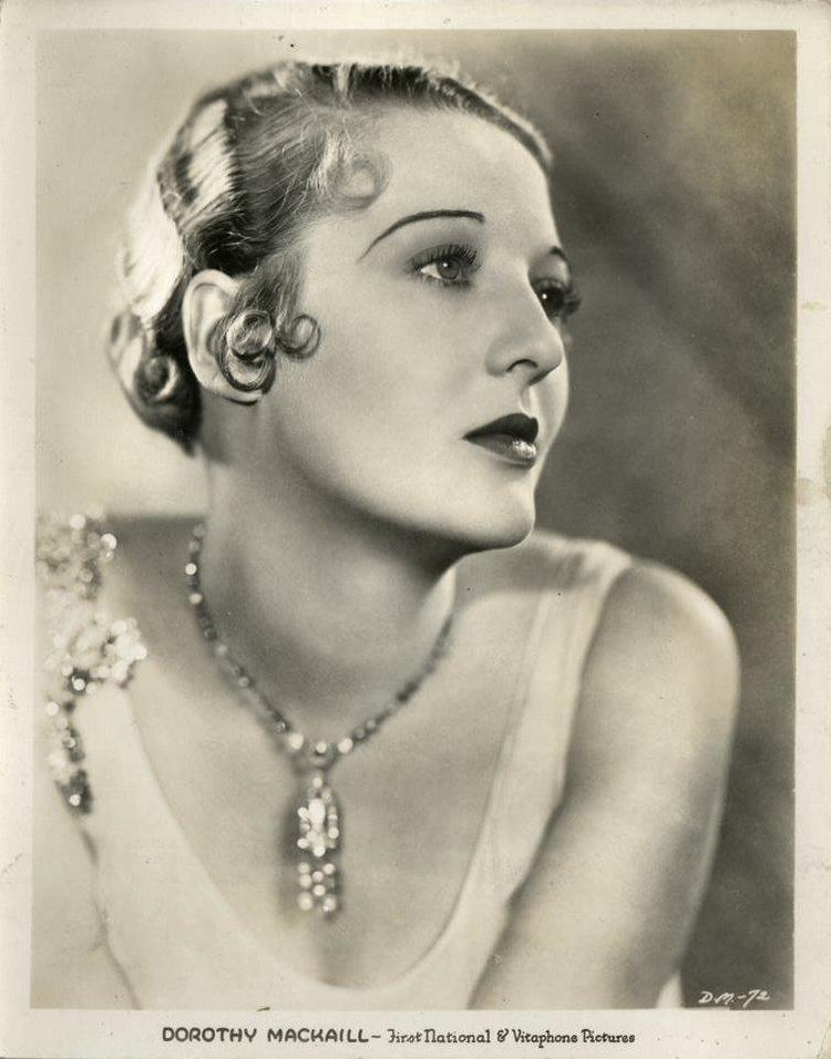 Dorothy Mackaill Picture of Dorothy Mackaill