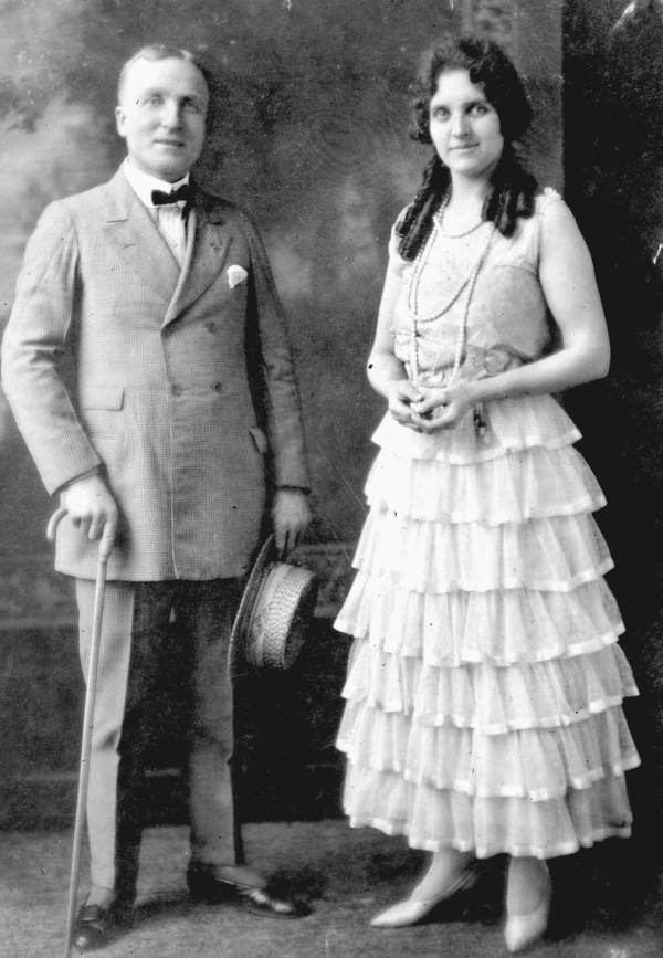 Dorothy Mayhall Florida Memory Harry Mayhall and Dorothy Mayhall