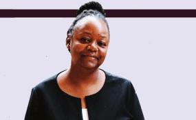 Dorothy Okello Uganda Engineer Dr Dorothy Okello Sparkles in MaleDominated