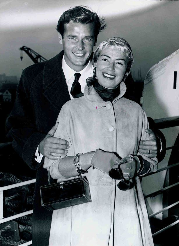 Dorothy Squires Sir Roger Moore on James Bond Dorothy Squires and Cardiff