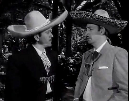 Dos tipos de cuidado Jorge Negrete y Pedro Infante dos tipos de cuidado 1953 dolos