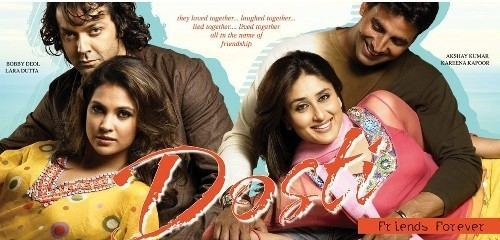 Dosti: Friends Forever Dosti Friends Forever music review by Manish Dhamija Planet