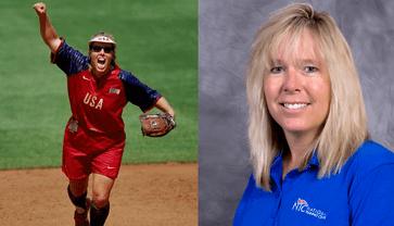 Dot Richardson Olympic Softball Gold Medalist Dot Richardson Named Head