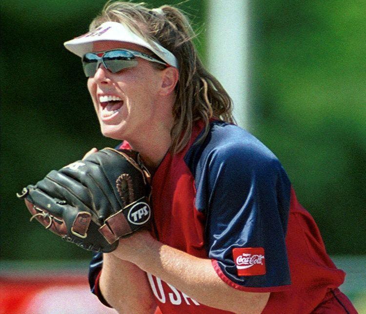 Dot Richardson Whether softball or National Senior Games golf former
