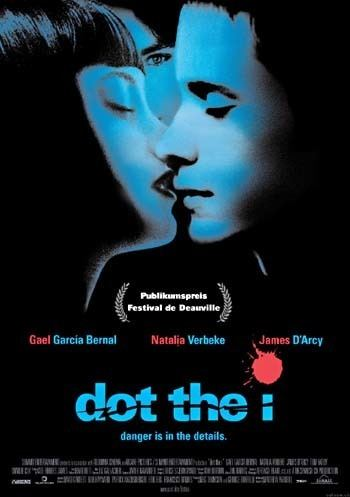 Dot the i Dot The I Soundtrack details SoundtrackCollectorcom