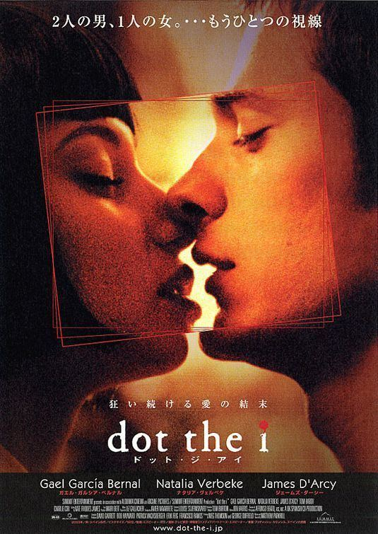 Dot the i Dot the I Movie Poster 2 of 2 IMP Awards