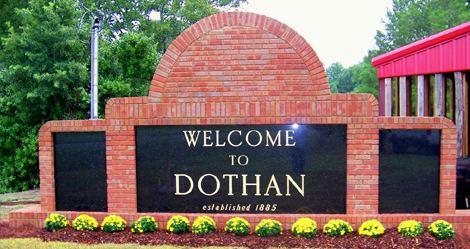 Dothan, Alabama wwwdothanorgimagesInfoAdvanced68welcomesignjpg
