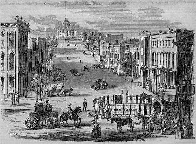 Dothan, Alabama in the past, History of Dothan, Alabama